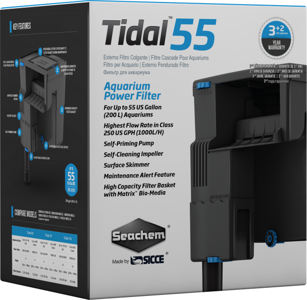 SEACHEM - Tidal Filter