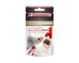 Betta Booster, Hauptfutter für Kampffische