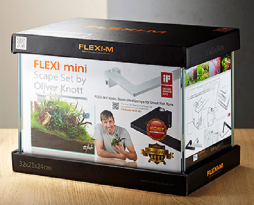 AZOO - FLEXI-mini Scapers Set