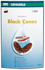 Dennerle AquaRico Black Cones, 40 g