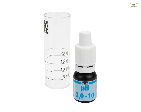 JBL pH 6,0-7,6 - 80 Test