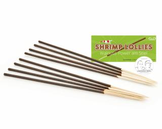 Shrimp Lollies Walnuss - 8 Stk.