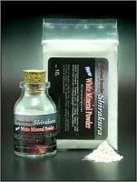 SHIRAKURA White Mineral Powder, 8 g (Glasflasche)