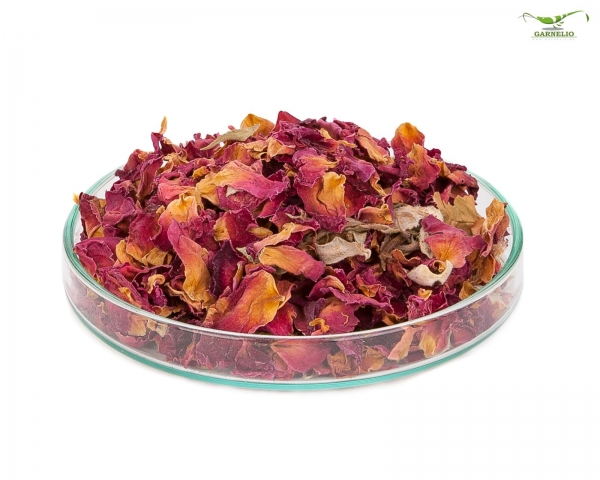 Garnelio – Rosenblütenblätter (Rosae rubrae) ganz - 10 g