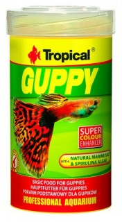 Tropical Guppy, 250 ml
