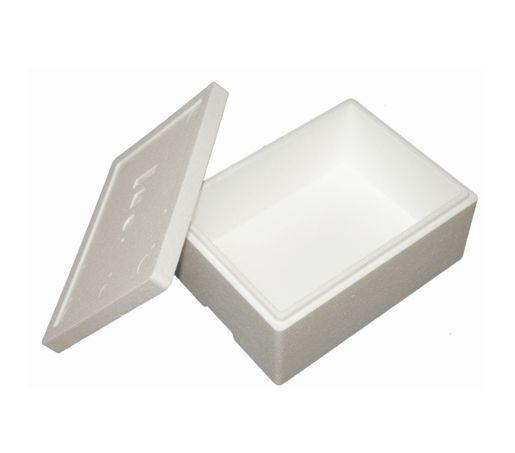 Premium Styroporbox / Styroporkiste / Thermobox - 10,5 l - Gr. 6