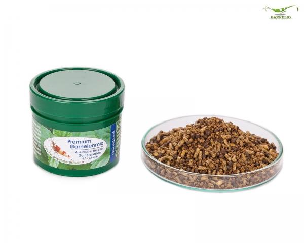 Naturefood: Premium Garnelenmix 25g