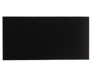 Natureholic - Filtermatte - Schwarz - 100 x 50 x 3cm