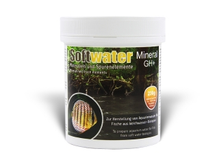 SaltyShrimp - Soft Water Mineral GH+ - 230g