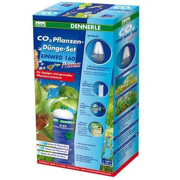 Co2 Pflanzen-Dünge-Set EINWEG 160 Primus