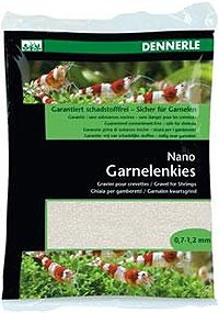 Dennerle Nano Garnelenkies - Sunda Weiß 2Kg
