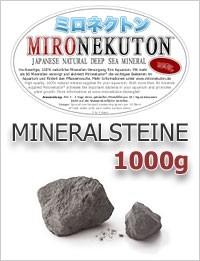 Mironekuton Steine, 1000 g PE-Beutel