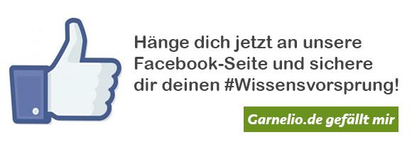 Garnelio.de auf Facebook