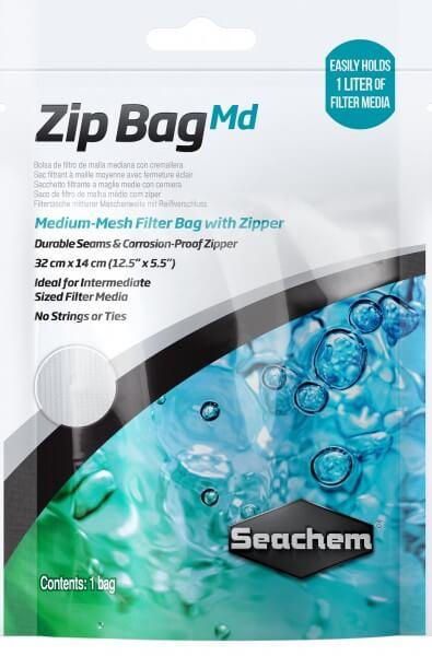 SEACHEM - Zip Bag - Filterbeutel