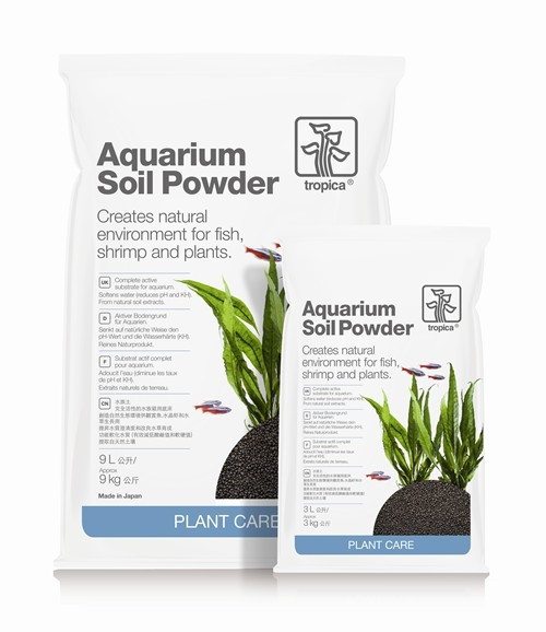 Aquarium Soil Powder 9L - Tropica