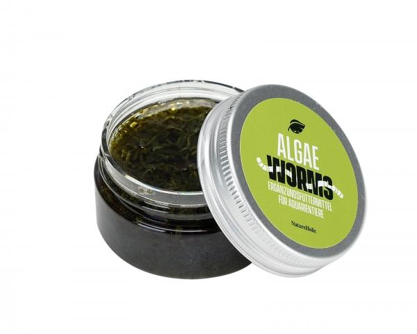 NatureHolic - Algae Worms - Algensnack - 25ml