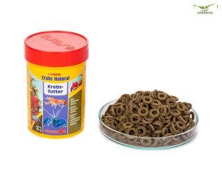 sera crabs natural, 100 ml ( 30 g)