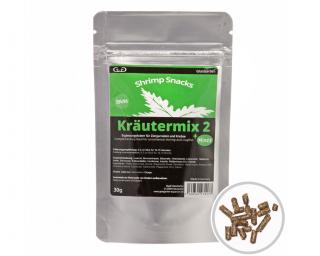 Shrimp Snacks Kräutermix 2 + Minze - 30g