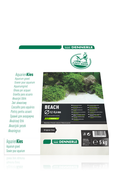 Naturkies Plantahunter Beach 0,1-0,6mm 5kg
