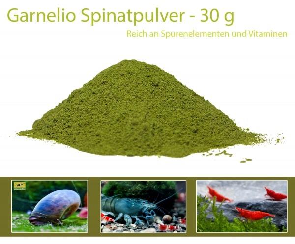 Garnelio - Spinat Pulver - 30 g