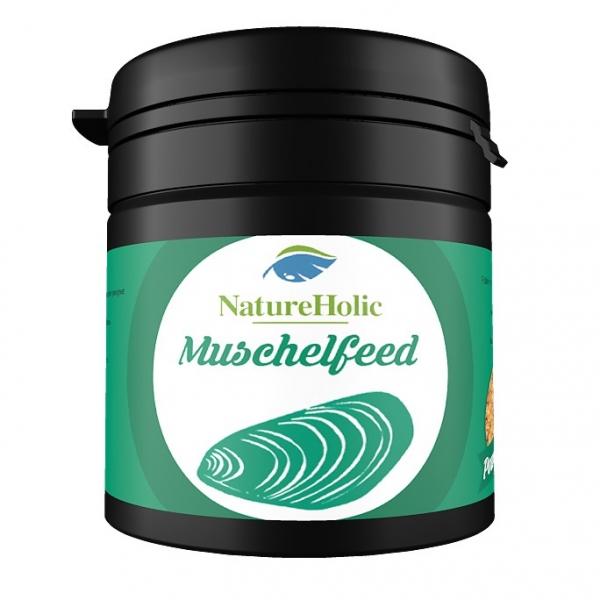 NatureHolic - Muschelfeed Muschelfutter - 30g