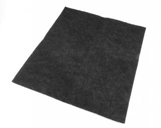 Aktivkohlevlies - 45 x 50 - 0,5cm