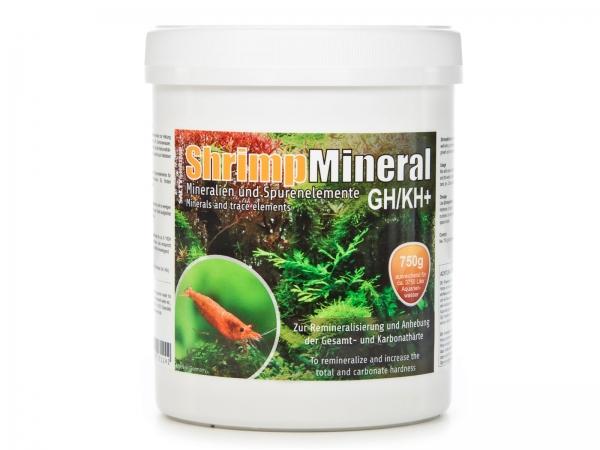 SaltyShrimp - Aquarium Mineral GH / KH+ - 750g