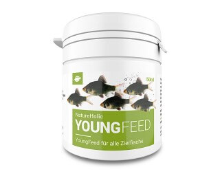 NatureHolic YoungFeed - Aufzuchtfutter - 50ml