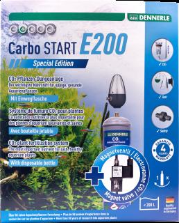 Carbo Start E200 Co2 Pflanzen Dünge-Düngeanlage