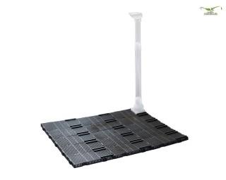 Bodenfilter mit Steigrohr 32 cm - 51 cm höhenverstellbar