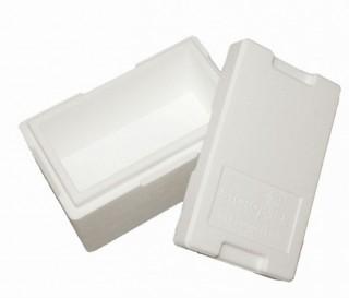 Premium Styroporbox / Styroporkiste / Thermobox - 4,7 l - Gr. 4