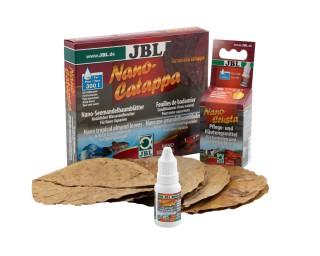 Crusta Pflegeset - JBL Catappa Leave und JBL Nano Crusta