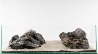 Leopardenstein - Aquarium Stein / Fels