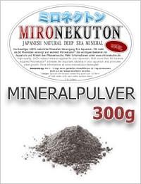 Mironekuton Pulver, 300 g PE-Beutel