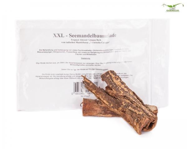 Seemandelbaumrinde Größe XXL - 50 Gramm