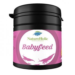 NatureHolic - Babyfeed Aufzuchtgarnelenfutter - 30g