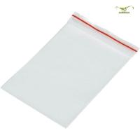 1.000stk - Druckverschlußbeutel transparent - 100 x 100 x 0,05 mm