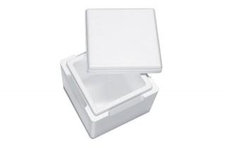 Premium Styroporbox / Styroporkiste / Thermobox - 35,0 l - Gr. 12.1