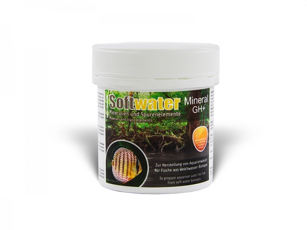 SaltyShrimp - Soft Water Mineral GH+ - 110g