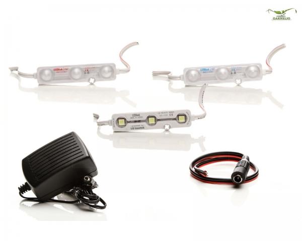 LED Starterset 60 - 100 cm