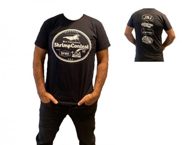 Shrimp Contest T-shirt - Chris Lukhaup limited Edition
