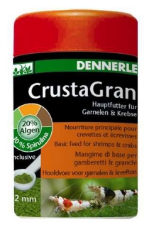 CrustaGran - Hauptfutter für Garnelen und Zwergkrebse 100 ml