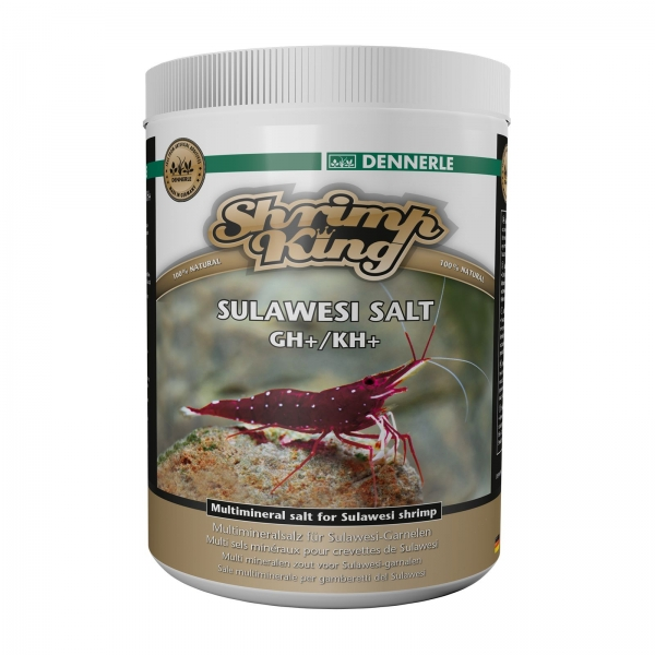 Shrimp King - Sulawesi Salt