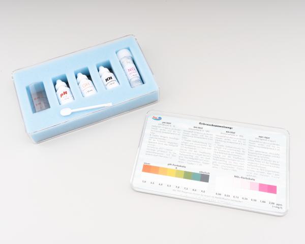 Test-Set I [pH, GH, KH & Nitrit]