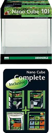 dennelere nano cube complete 10 60 liter aquarien garnelen onlineshop. Black Bedroom Furniture Sets. Home Design Ideas