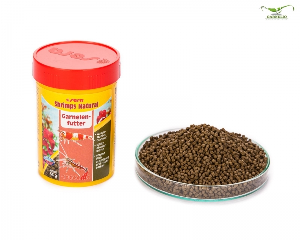 Sera Shrimps Natural - 100 ml ( 55 g )
