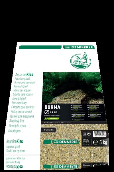 Naturkies Plantahunter Burma 2-4mm 5kg