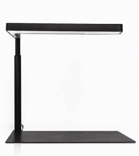 ONF - FLAT Nano Stand Black - The Desktop Plant Lighting