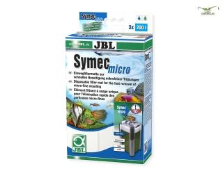 JBL SymecMicro - Einwegfiltermatte 25 x 75 cm