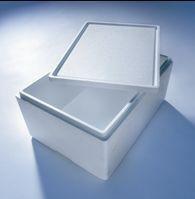 Premium Styroporbox / Styroporkiste / Thermobox - 19,0 l - Gr. 9